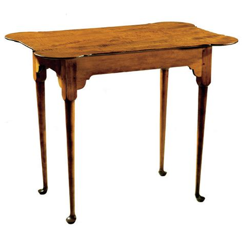 d r dimes porringer tea table occasional tables tea tables