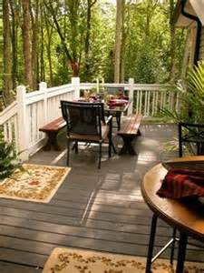 deck stain color  great  grey siding  white