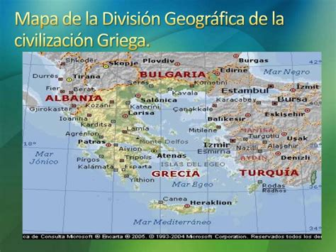 la modista de la 1 la influencia de la geografia en la civilizacion griega y la expans