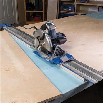 accu cut circular saw guide track system kreg kma2700