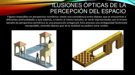 ilusiones opticas sensacion percepcion cobo percepcion visual