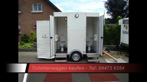 wc wagen kaufen kleinen toilettenwagen gebraucht kaufen