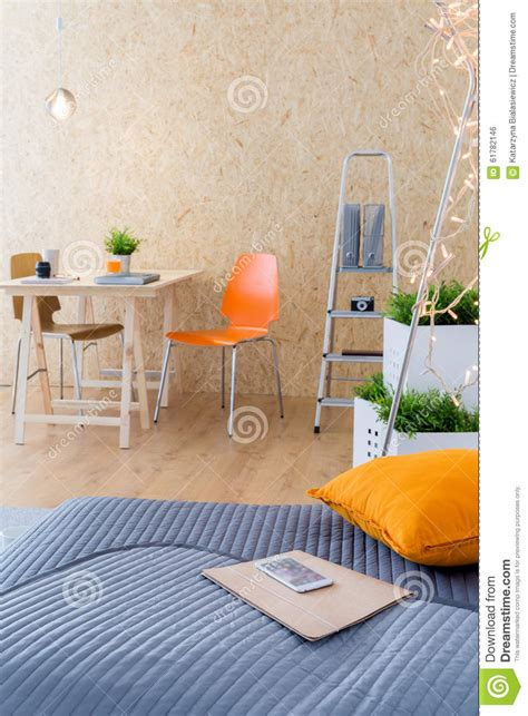 rooms for young creative people designed room for young people stock photo image 61782146