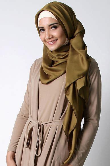 Jilbab Pashmina Satin Polos Kerudung Pashmina Satin Polos jual harga pashmina satin polos grosir kerudung jilbab