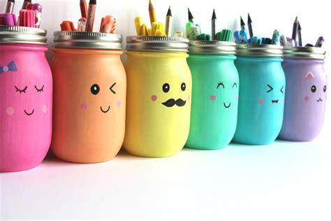 Halloween Home Decorating Ideas by Kawaii Inspired Diy Painted Mason Jar Allfreekidscrafts Com