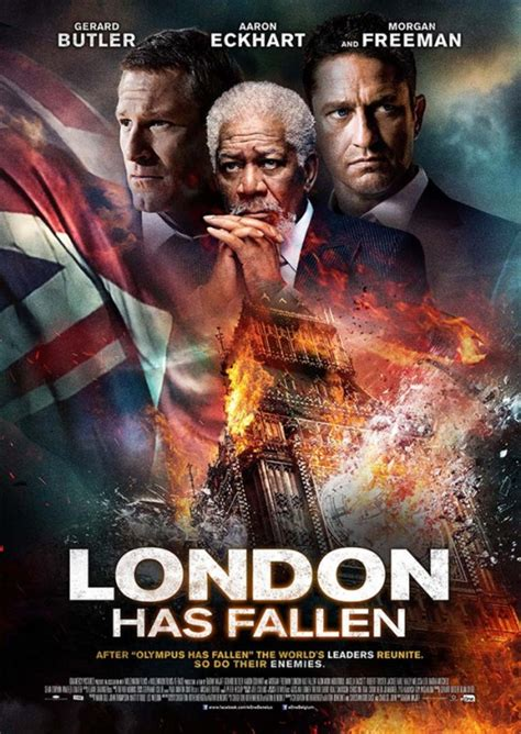 film fallen trailer london has fallen teaser trailer