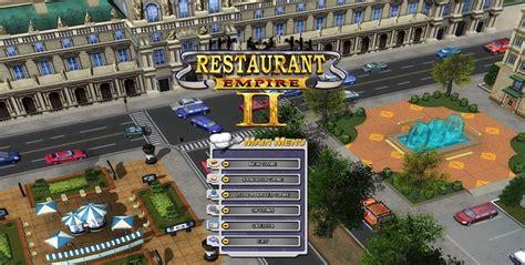 family restaurant full version free download game restaurant empire 2 game free download full version for pc
