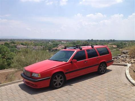 volvo 850r wagon for sale sell used 1996 volvo 850r wagon third row
