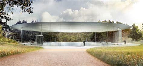 New Apple Headquarters by Apple Park Steve Jobs Theatre Business Insider