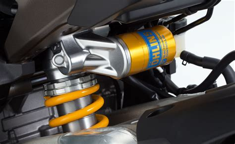 Shock Ohlins Depan 2015 Yamaha Yzf R1m Affected By Ohlins Recall Motorcycle