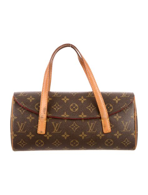 louis vuitton monogram sonatine bag handbags lou