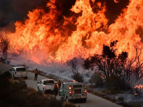 The On Socal Fires by Why The California Wildfires Are Happening And How You