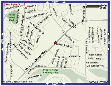 map to parkridge dental care