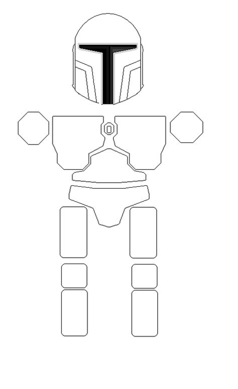 generous mandalorian armor templates images resume ideas pretty boba fett armor template pictures inspiration