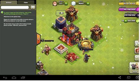 mod game coc offline hack clash of clans mod v6 407 2 offline