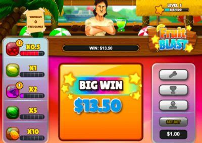 How To Win Big Money At The Casino - casino skill game fruit blast