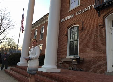 Warren County Nj Court Records Warren County Freeholder S Caign For 6th Term Kicks Nj