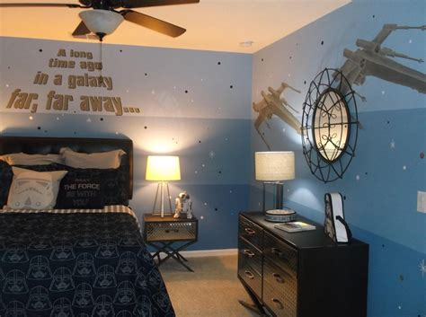 boys star wars bedroom star wars kidsroom starwars and kids rooms