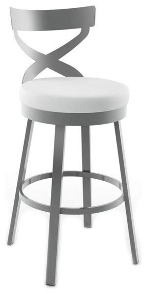 counter height swivel bar stools with backs sculpted back swivel stool counter height 26