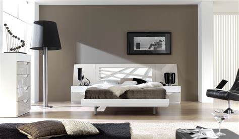 graceful lacquered contemporary modern bedroom sets  curve design san diego california fcom