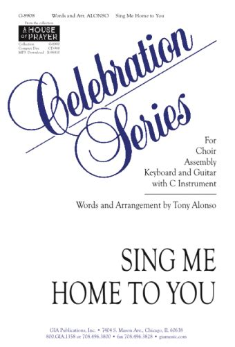 publications sing me home to you guitar edition