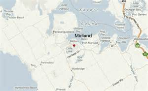 midland canada location guide