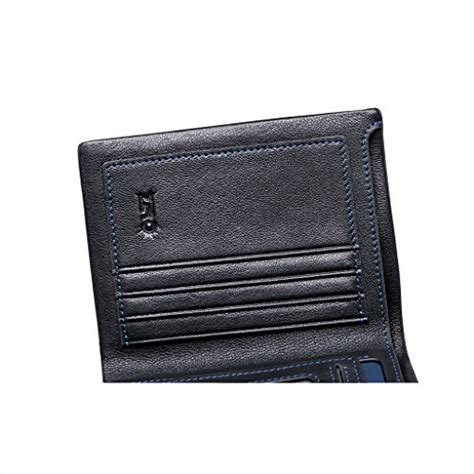 Genuine Leather Simple Wallet zro s simple bifold wallet genuine leather frenzystyle