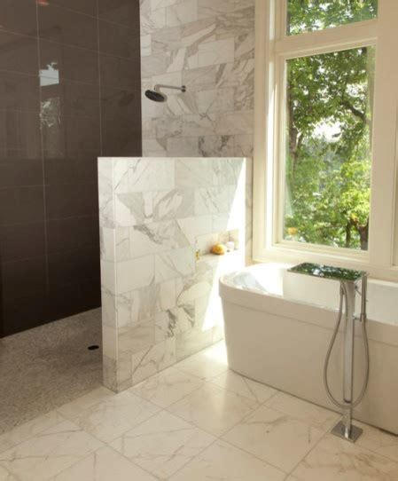 Glass Block Designs For Bathrooms by Walk In Shower In Small Bathroom Will There Be An