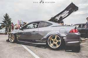 yoon s acura rsx type s stanced up