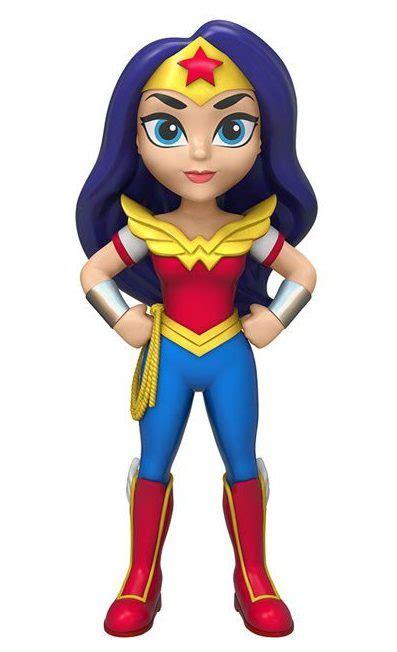 DC Superhero Girl Wonder Woman  Rock Candy