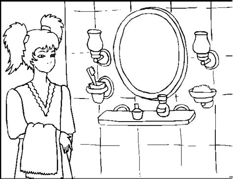 Malvorlagen Badezimmer by Malvorlagen Badezimmer My