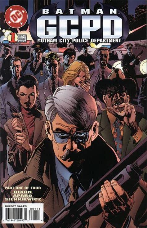 Kaos Gcpd Gotham City Heroes batman gcpd vol 1 dc database fandom powered by wikia