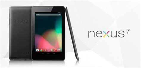 google s nexus 7 tablet finds its way online before