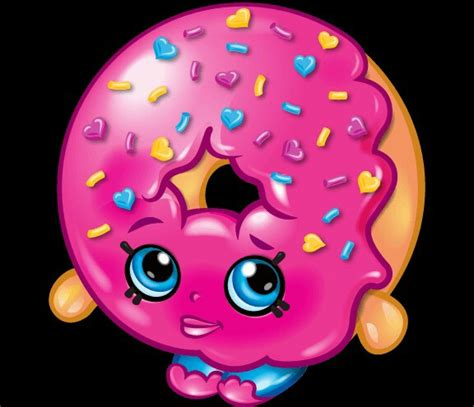 shopkins dlish donut d lish donut shopkins donuts shopkins and