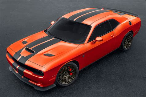 widebody hellcat colors vin diesel possibly leaks the 2018 dodge challenger srt