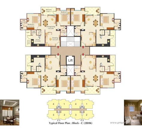 plan com fortune kasturi hoshangabad road bhopal propertywala com