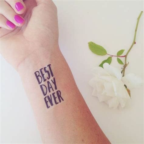 cute temporary tattoos mini trend alert temporary tattoos for your wedding