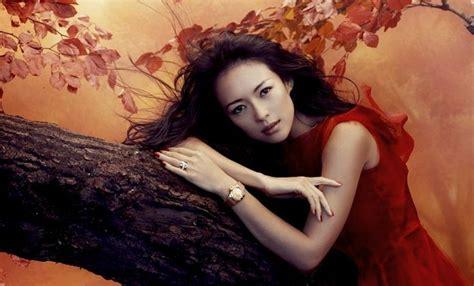 ziyi thin hair zhang ziyi asia culture style beauty fashion