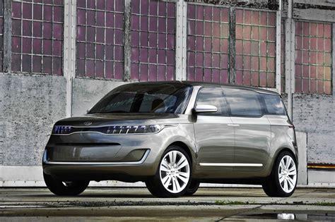 How Has Kia Been Around Detroit 11 Kia Kv7 Concept Tries To Transform The