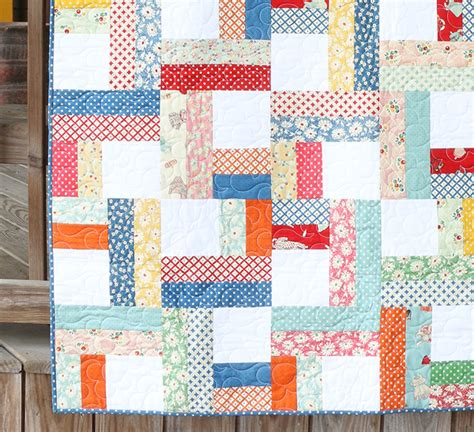 shortcut quilt jelly roll twist the jolly jabber