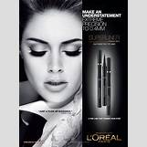 Loreal Mascara Ads | 885 x 1199 jpeg 136kB