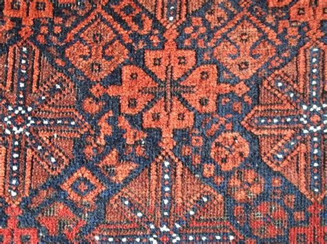 arabian rugs arab baluch rug with floating chemches saturated soft wool with all colors