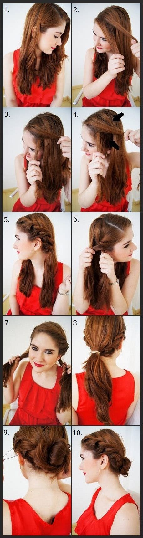 hairstyles for party tutorials 32 amazing and easy hairstyles tutorials for hot summer