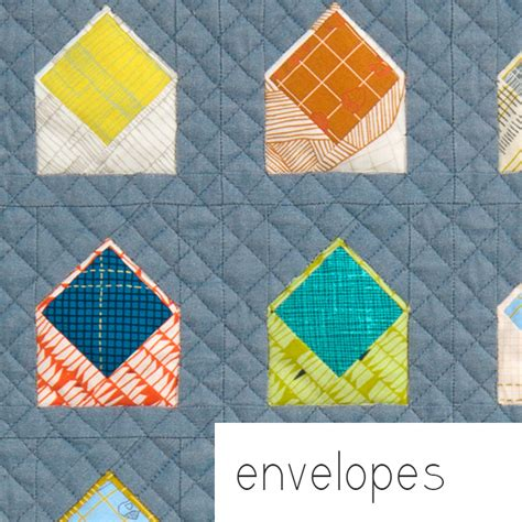 pattern for envelope quilt envelopes quilt pattern pdf download carolyn friedlander