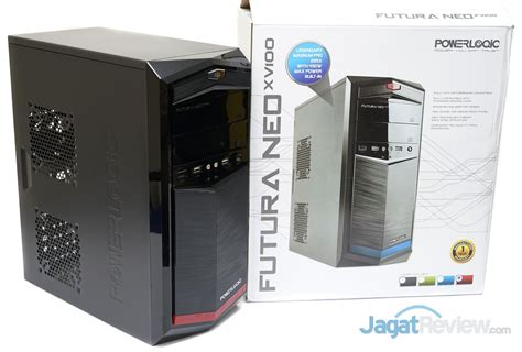Casing Power Logic Futura review powerlogic futura neo xv100 casing murah dibawah