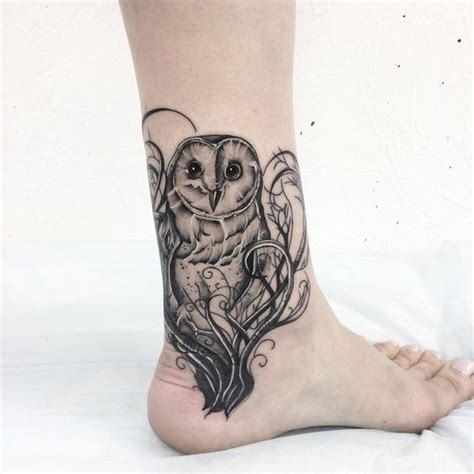 owl tree tattoo designs owl meaning and designs ideas baby owl
