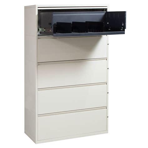 Herman Miller Meridian Used 36 Inch 5 Drawer Lateral File Herman Miller Lateral File Cabinet