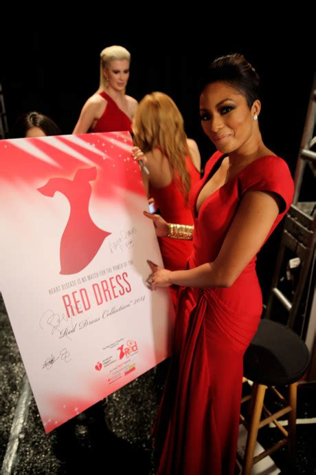 did alicia quarles get divorced american heart association and go red for women release