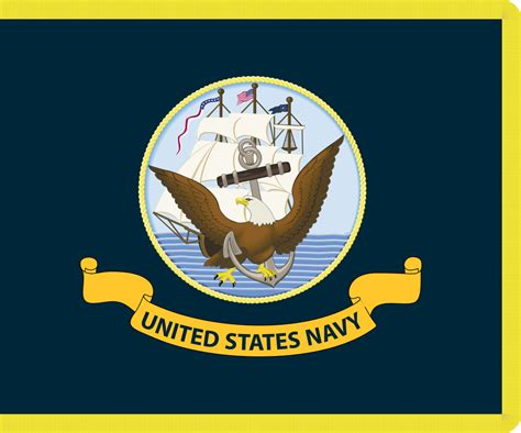 United States Navy Search File Flag Of The United States Navy Official Specifications Svg Wikimedia Commons