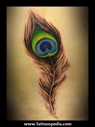 feather tattoo unique unique peacock feather tattoos